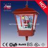 Regalos musicales clásicas decoración de la Navidad de la lámpara que cuelga