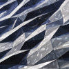 Building Decorationのための穴があいたAluminum Panels PVDF Coating