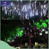 ロマンチックな流星シャワー雨管LEDのクリスマスの照明