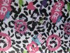 Oxford 600d Leopard Spots Printing Polyester Fabric (BB-06)