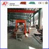 Bloque concreto Quemar-Libre automático de la pavimentadora que hace la máquina
