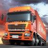 Camion de remorque de Shacman F3000 6X2 avec la remorque et le camion