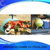 A venda quente projeta a grade portátil do BBQ do carvão vegetal