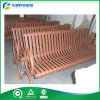 Banco del jardín del alumbre del molde con el asiento de banco de la barra plana (FY-177X)