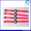 Neues Design RFID Wristband mit PVC Material für Identifikation Tracking