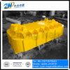Rechteckiger elektromagnetischer Heber installieren auf Kran für anhebendes Stahl umwickeltes MW19-63072L/1
