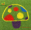 Дерновина травы Anmial картины зодиака милая графическая искусственная