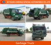 4X2 Compression Garbage Truck 10cbm Compactor Garbage Truck da vendere