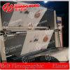 Machines d'impression flexographiques tissées par pp de 6 sacs de couleurs