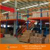 Piso de entresuelo de acero de la plataforma del almacenaje industrial Q235B del almacén