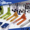 La Cina Suppliers 200mm Lifting Height 3 Ton Hand Pallet Truck