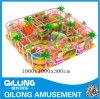 Buen equipo del patio de los niños del juego (QL-150523D)