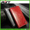 Weicher PU-Handy-Leder-Kasten für Samsung-Galaxie S6
