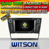 Witson Android 4.4 System Car DVD per Auto Air Version BMW E91 (W2-A6913)