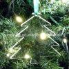 Soporte de acrílico de alta calidad del árbol de navidad