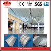 Facciata di alluminio innovatrice del rivestimento di ingegneria di disegno per la porta di aria