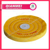 Buffer Machine Jewelry Buffing Wheels Yellow Cotton Buff Wheel Jewelry Tools를 위한 보석 Tools
