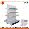 New Customized Iron Backplane Double Side Shelter Supermarket (Zhs496)
