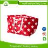 Легкая упаковывая хозяйственная сумка сплетенная PP с ручкой