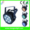 7PCS diodo emissor de luz PAR Can Full Color PAR Light