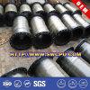 Tuyau d'huile de dragueur de bride en caoutchouc de polissage (SWCPU-R-H357)