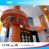 Afficheur LED Use de P6.67mm Indoor Flexible pour Shopping Mall