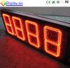8inch 빨강 8888 LED 전자 디지털 표시 장치