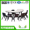 Chair (SF-04C)를 가진 종묘장 School Furniture Half Round Children Table