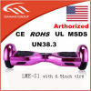 trotinette elétrico Hoverboard da roda UL2272 dois com Ce RoHS
