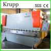 гибочная машина плиты CNC 100tons 4000mm гидровлическая