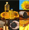 De geraffineerde en Ruwe nietTransgenic Olie van de Zonnebloem voor het Verkopen