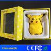 Pikachu Pokemons는 휴대용 건전지 LED 빛을%s 가진 힘 은행 10000mAh 간다