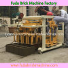 Mobile hohle manuelle konkrete Ziegelstein-Maschine