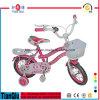 눈 3 5 살 동안 소녀/아름다운 공주 Price Kid Bike를 위한 아이/분홍색 자전거를 위한 백색 스티커 자전거