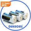 Pile alcaline à haute tension 1.5V D de Battery Lr20
