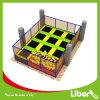 Горячая мягкая дешевая крытая кровать Trampoline для игры малышей