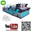 Preço automático da máquina de papel do banheiro do rolo da impressão
