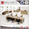 Vente en gros de /Workstation de partition de bureau d'OEM de 6 portées (NS-PT034)