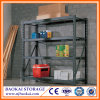 Wharehouse Light Duty Iron Slotted Angle Shelf 또는 Steel Rack