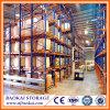 Warehouse Storage Pallet Type Drive Thru Racking System