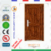 Steel nivelado Metal Door com Separate Isreal Handle (BN-ST113)