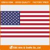Coutume que les Etats-Unis diminuent, le drapeau national des Etats-Unis