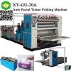 Maquinaria de processamento de papel facial