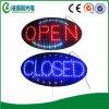 Signe ouvert-fermé d'acrylique de DEL