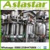 Integrierte automatische Kokosnuss-Saft-Füllmaschine-Zeile der Massen-4 in-1