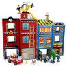 子供のための教育木の人形の家、DIYの木のおもちゃの人形の家、子供の昇進のギフトのおもちゃの家