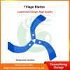 Длинние роторные лезвия румпеля используемые для Plough Flip трактора