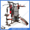 Hot Sale Multifunction Home Gym Equipment (Uma estação com pesos pilha 45kgs)