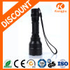 200lm 3W Mini enfocar la luz Rango ajustable zoom linterna táctica LED recargable mini antorcha