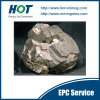 Proceso de la explotación minera del níquel